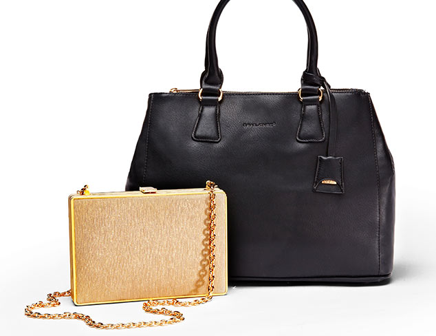 Clean Lines: Minimalist Handbags at MYHABIT