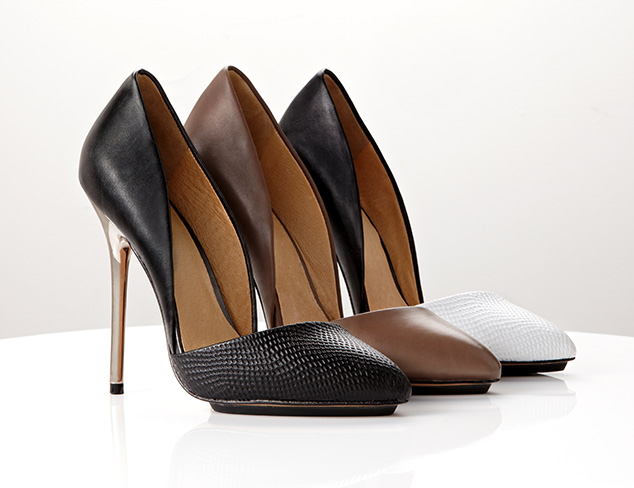 Closet Staples: Pumps at MYHABIT