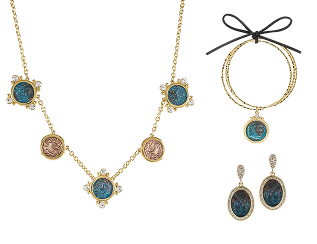 Colorful Coin Jewelry by Jardin at MYHABIT