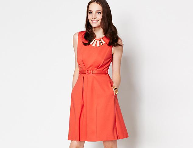 Crush on Coral: Dresses & Separates at MYHABIT