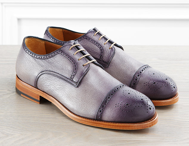 Designer Style: Dress Shoes at MYHABIT