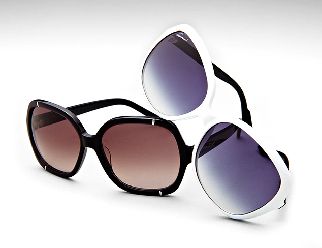 Designer Sunglasses feat. Gucci at MYHABIT