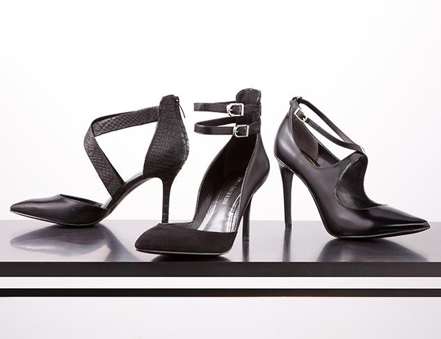 Desk to Dinner: Sandals & Pumps at MYHABIT