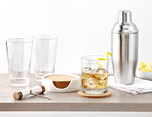 Drink To This: Barware at MYHABIT