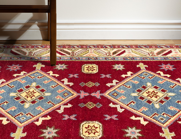 Hand-Knotted Rugs feat. Loloi at MYHABIT