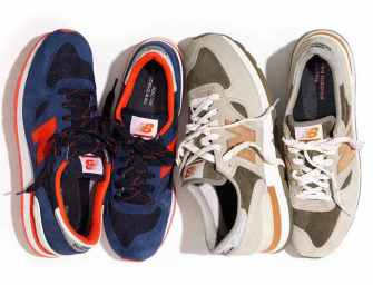 J.Crew x New Balance Limited-edition 990 V.1 Pack
