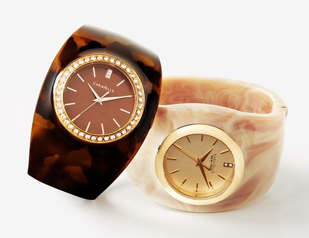 Ladylike Watches feat. Caravelle by Bulova at MYHABIT