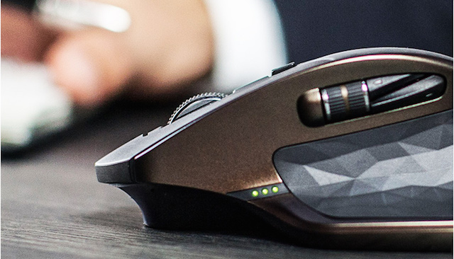 Logitech MX Master Wireless Mouse_4