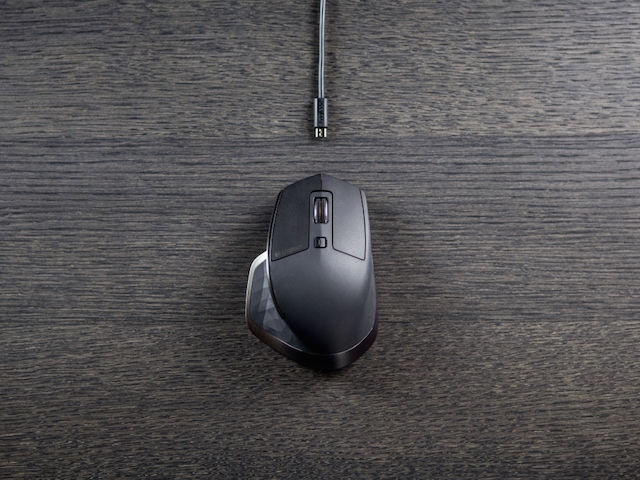 Logitech MX Master Wireless Mouse_7