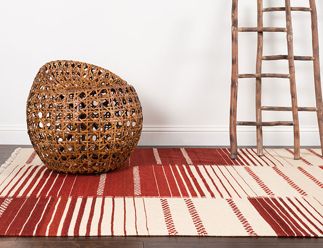 Low Profile: Flatweave Rugs at MYHABIT