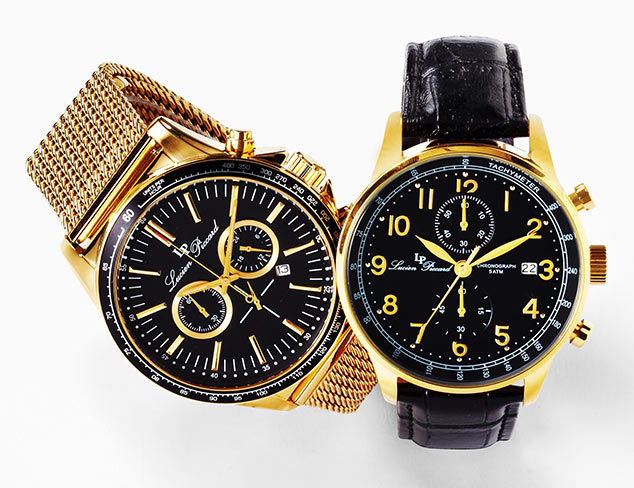 Lucien Piccard Watches at MYHABIT