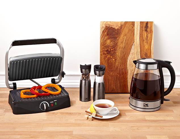Make Life Easier: Electrics & Kitchen Tools at MYHABIT