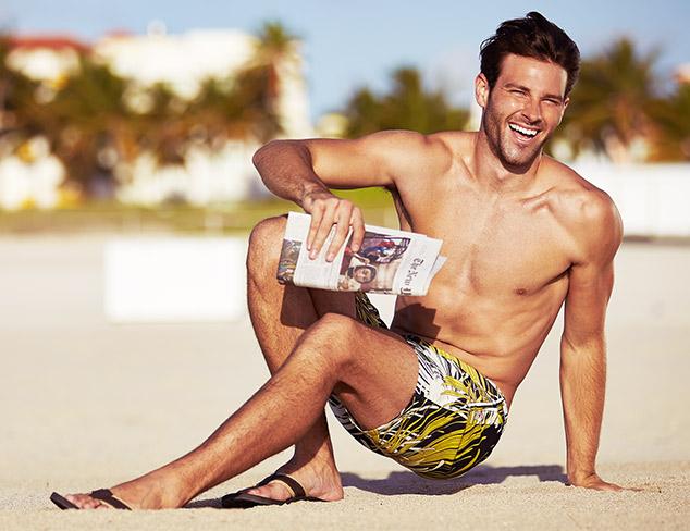 Mr. Turk Swim Trunks & Board Shorts at MYHABIT