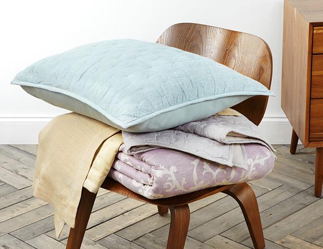 New Markdowns: Villa Home Bedding at MYHABIT