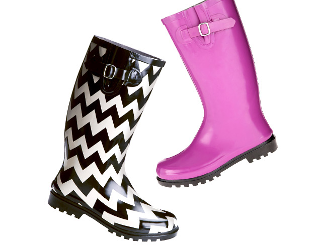 Nomad Rainboots at MYHABIT