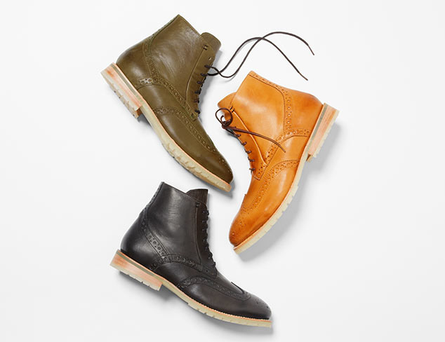 Not Just for Cold Weather: Boots at MYHABIT