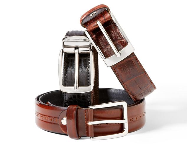 Office Style: Belts at MYHABIT