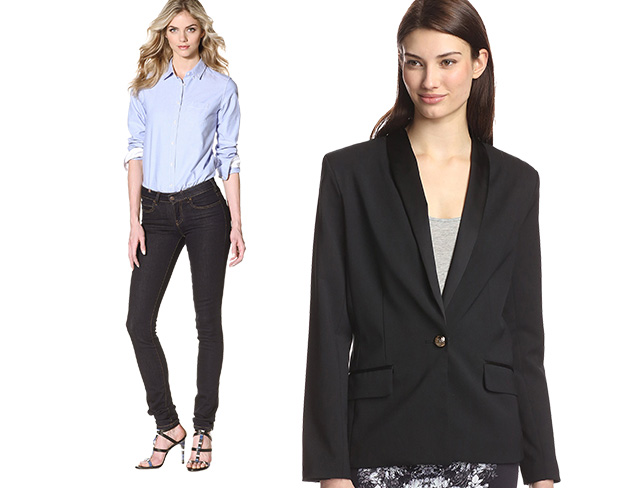 Perfect Pairings: Blazers, Denim & More at MYHABIT