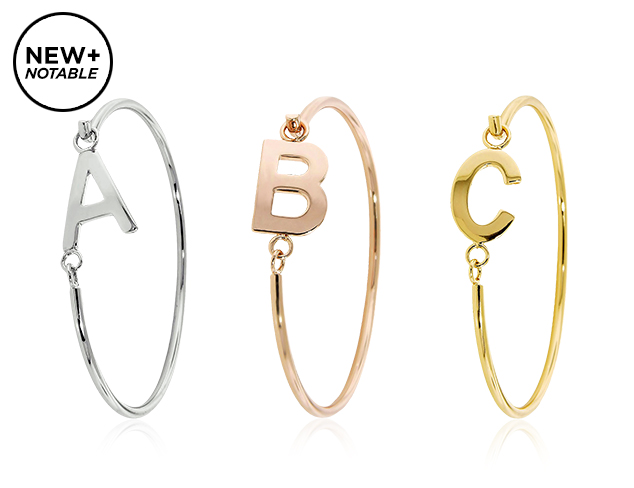 Personalized Bracelets by Bronzo Lusso at MYHABIT