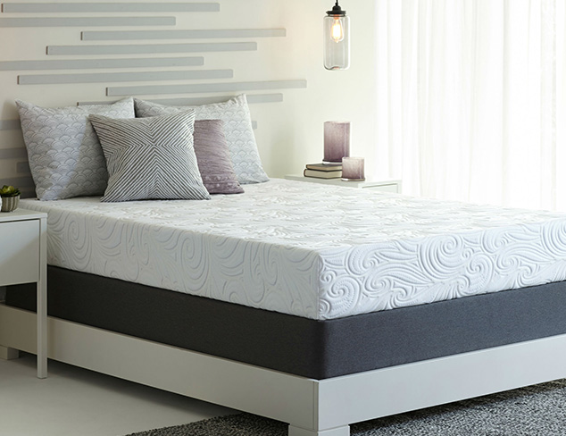 Sealy & Stearns & Foster Mattresses at MYHABIT