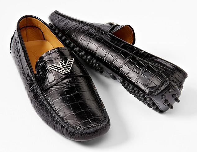 Sleek Style: Black Dress Shoes at MYHABIT