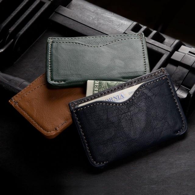 Men In Cities Slim Wallet
