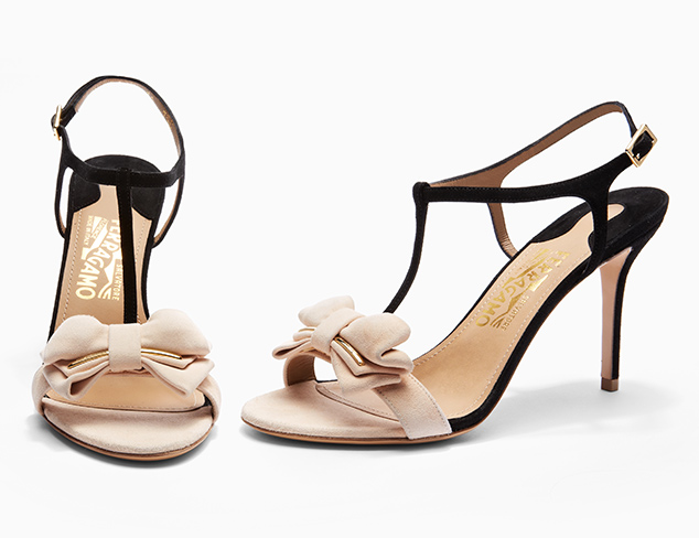 Spring Shoes: Designer Edition at MYHABIT
