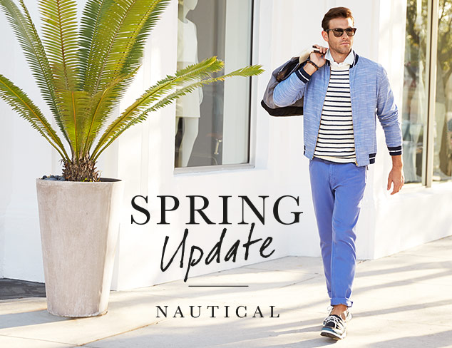 Spring Update: The New Nautical at MYHABIT