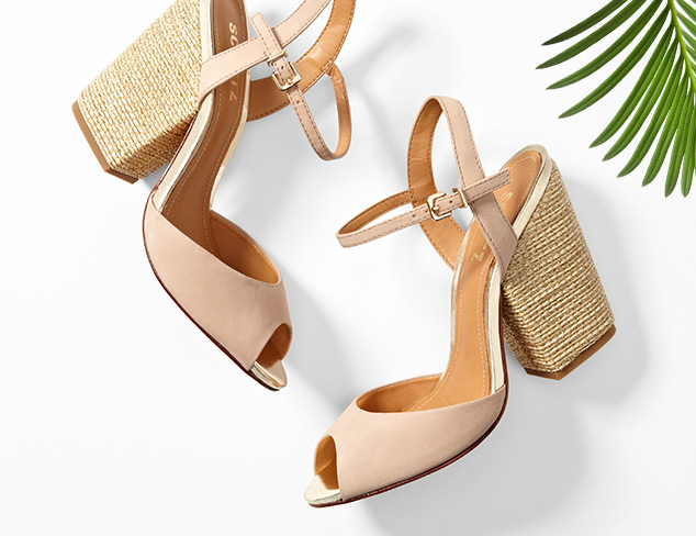 Spring's Most Wanted: Block-Heel Sandals at MYHABIT