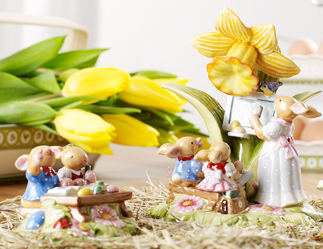 Springtime Tabletop Accents & Décor at MYHABIT