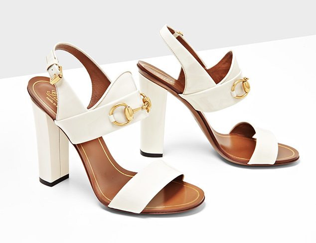 Step into Spring: Shoes feat. Gucci at MYHABIT