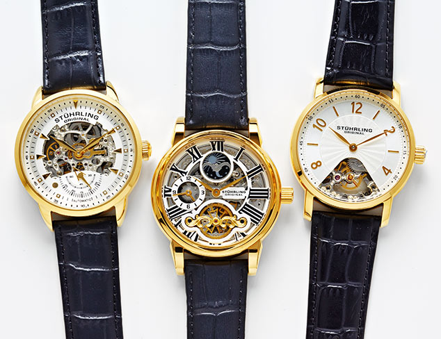 Stuhrling Original Watches at MYHABIT