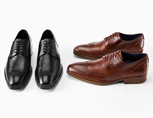The Classic Wingtip at MYHABIT