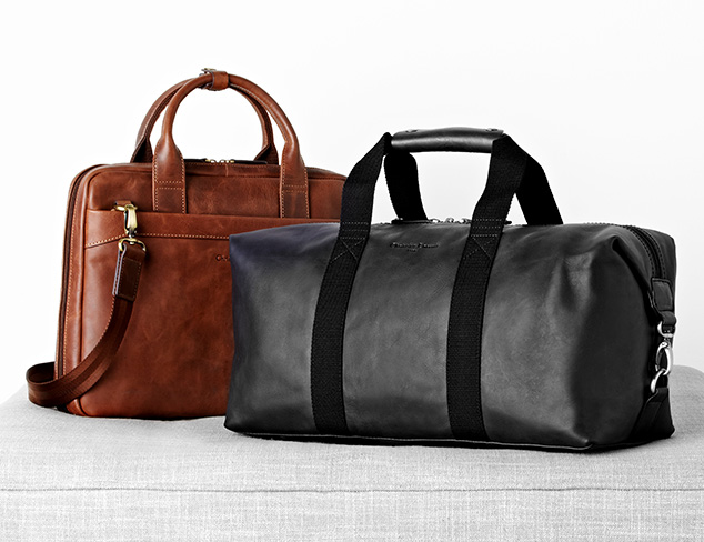 The Modern Gentleman: Bags at MYHABIT
