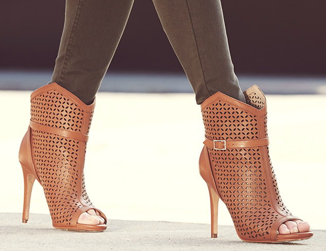 The Spring Bootie at MYHABIT