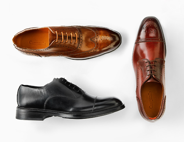 The Tailored Look: Dress Shoes at MYHABIT