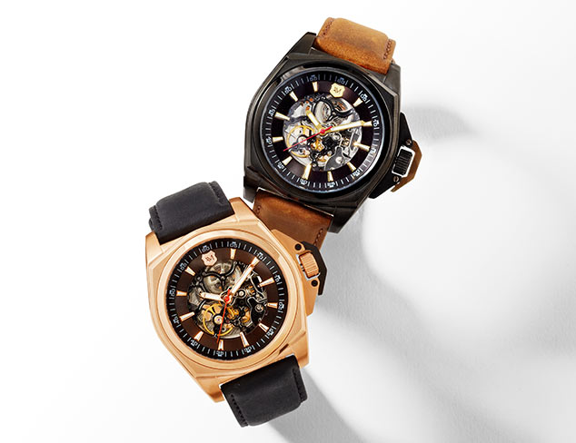 Time for Style: Watches at MYHABIT