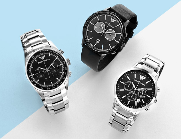 Timeless Style: Watches at MYHABIT