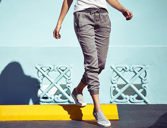 Utilitarian Chic: Cargos, Jackets & More at MYHABIT