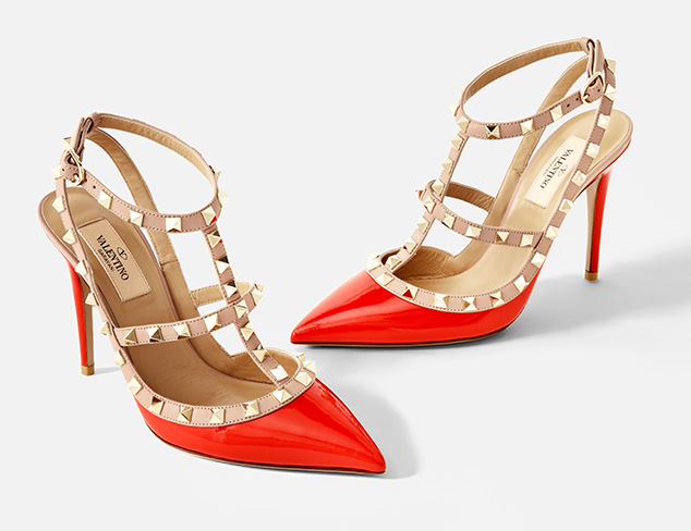 Valentino Footwear at MYHABIT
