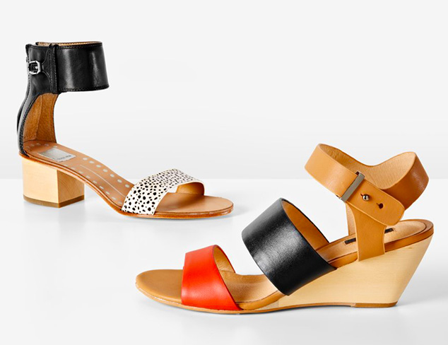 Walk in the City: Sandals at MYHABIT