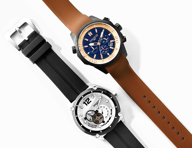 Watches feat. Lancaster at MYHABIT