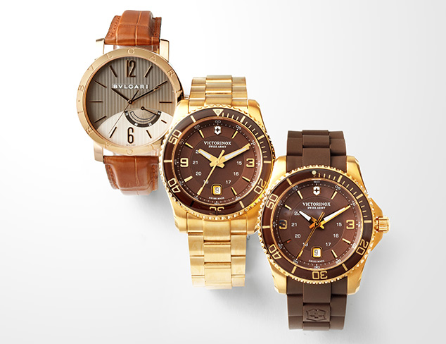 Watches for Every Occasion at MYHABIT