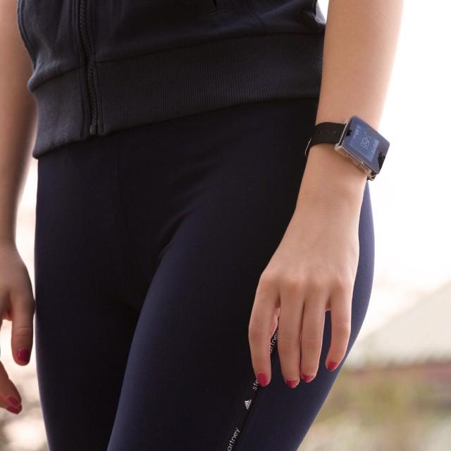 Wellograph Wellness Watch
