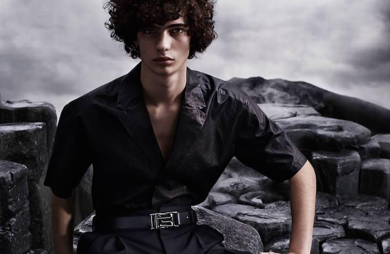 Balenciaga Men Spring Summer 2015 Campaign_2