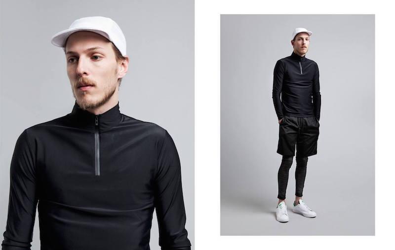Han Kjobenhavn Rain Shorts