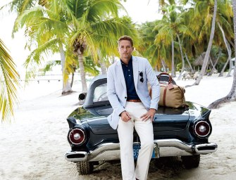 Peter Millar Spring 2015 Lookbook