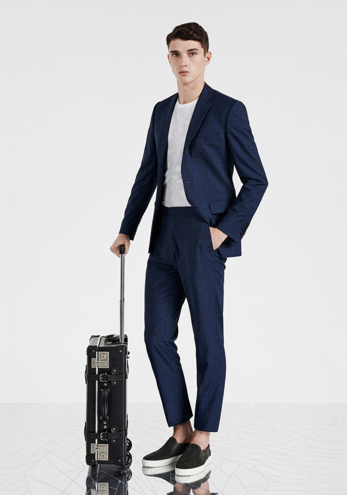 Reiss x Steamline Luggage Handmade Capsule Travel Collection_1