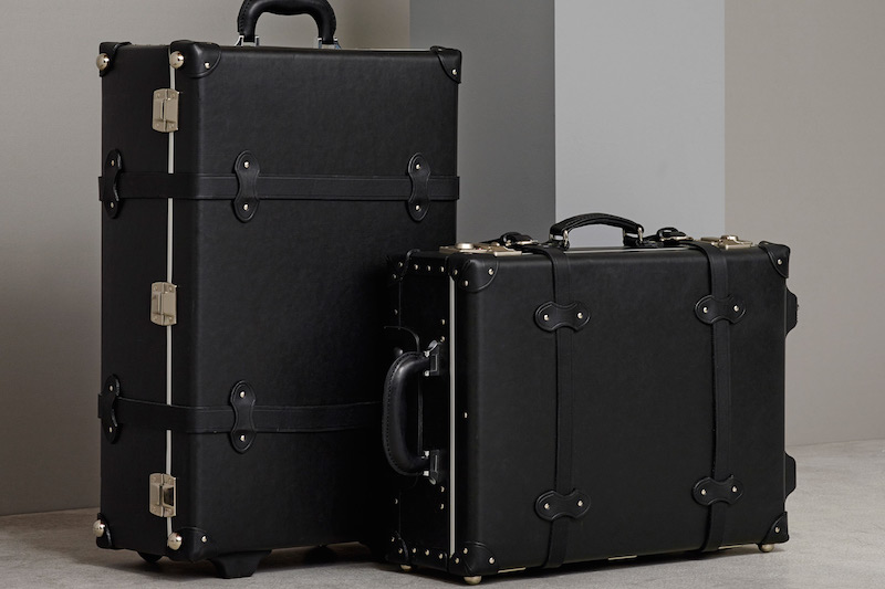 Reiss x Steamline Luggage Handmade Capsule Travel Collection