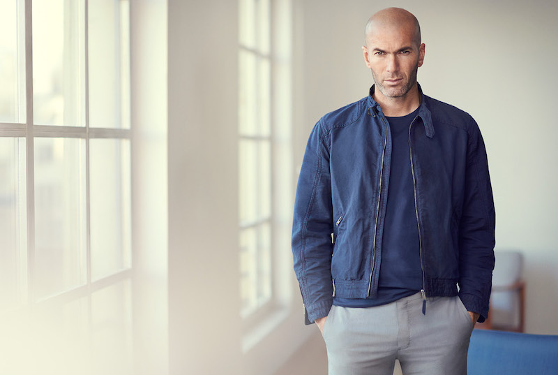 Zidane for MANGO Man Spring Summer 2015_1